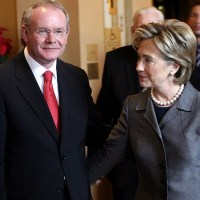 Bill Clinton's Remarkable Tribute To Martin McGuinness In Full