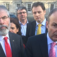 Tory-DUP Deal In London Makes Fianna Fáil-Sinn Féin Coalition More Likely In Dublin