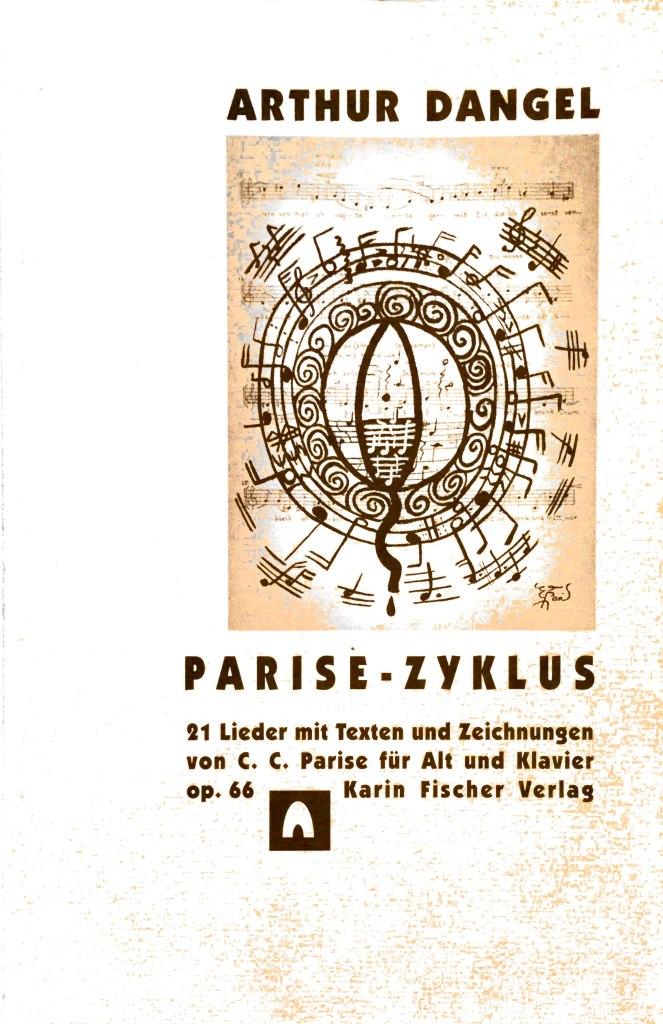 Ich habe gestern die Erlaubnis von dem Komponisten ARTHUR DANGEL bekommen, Aufnahmen der Uraufführungen seiner Werke die ich gespielt habe auf dieser Website zu veröffentlichen. Die Künstlerin und Dichterin C. C. PARISE erlaubt es mir auch, ihre Zeichnungen zu benutzen.