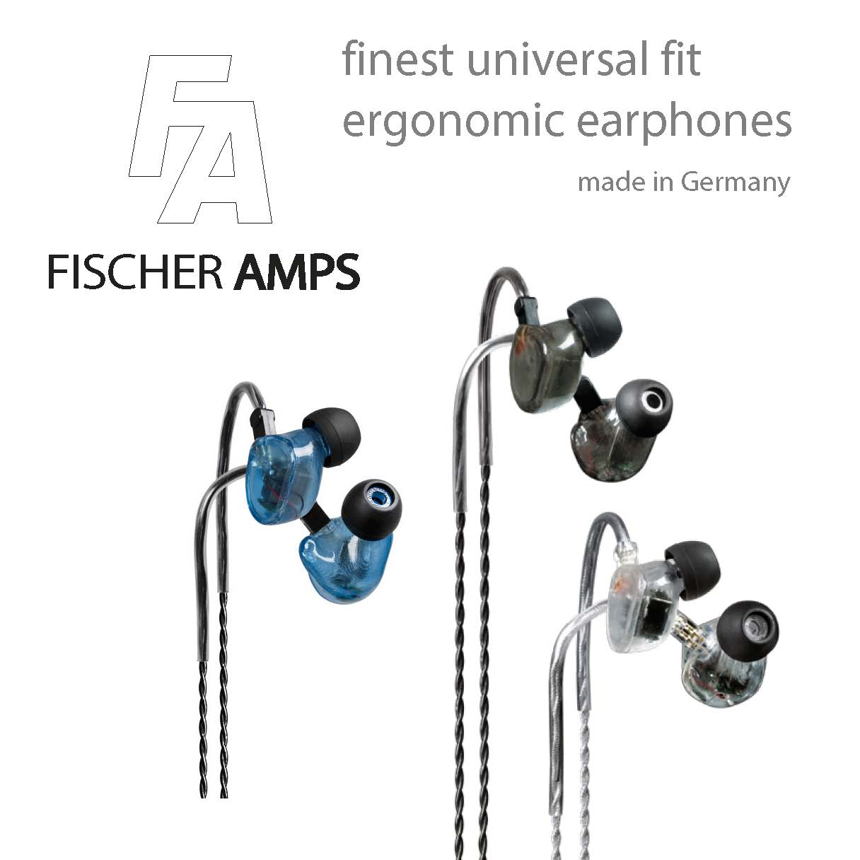 FA-E Ergonomic Series — Ansmann Pro Audio
