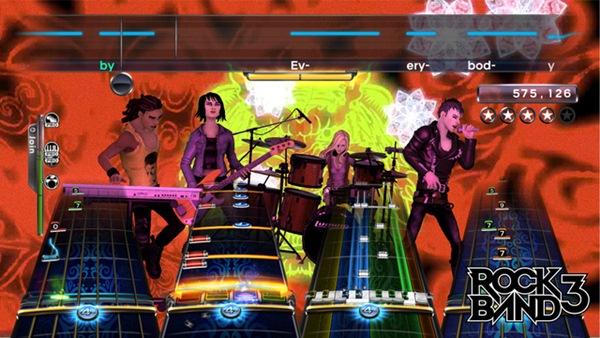 Reseña: Rock Band 3 (4/6)