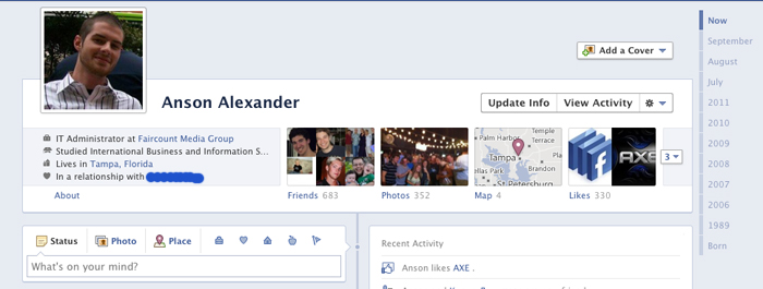 Facebook Timeline Keeps Refreshing and Jumping to the Top of