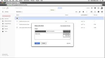 Google Drive – How to Share a Folder [Video]
