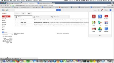 how to create a new gmail accoun