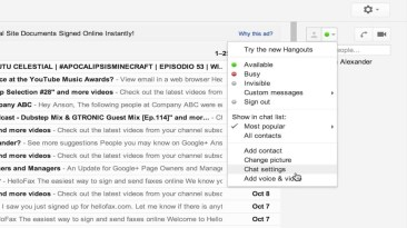 how to unblock gmail contact fro