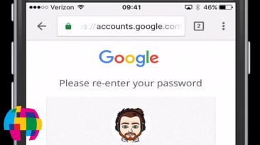 How to Change Your Google / Gmail Password on an iPhone / iPad