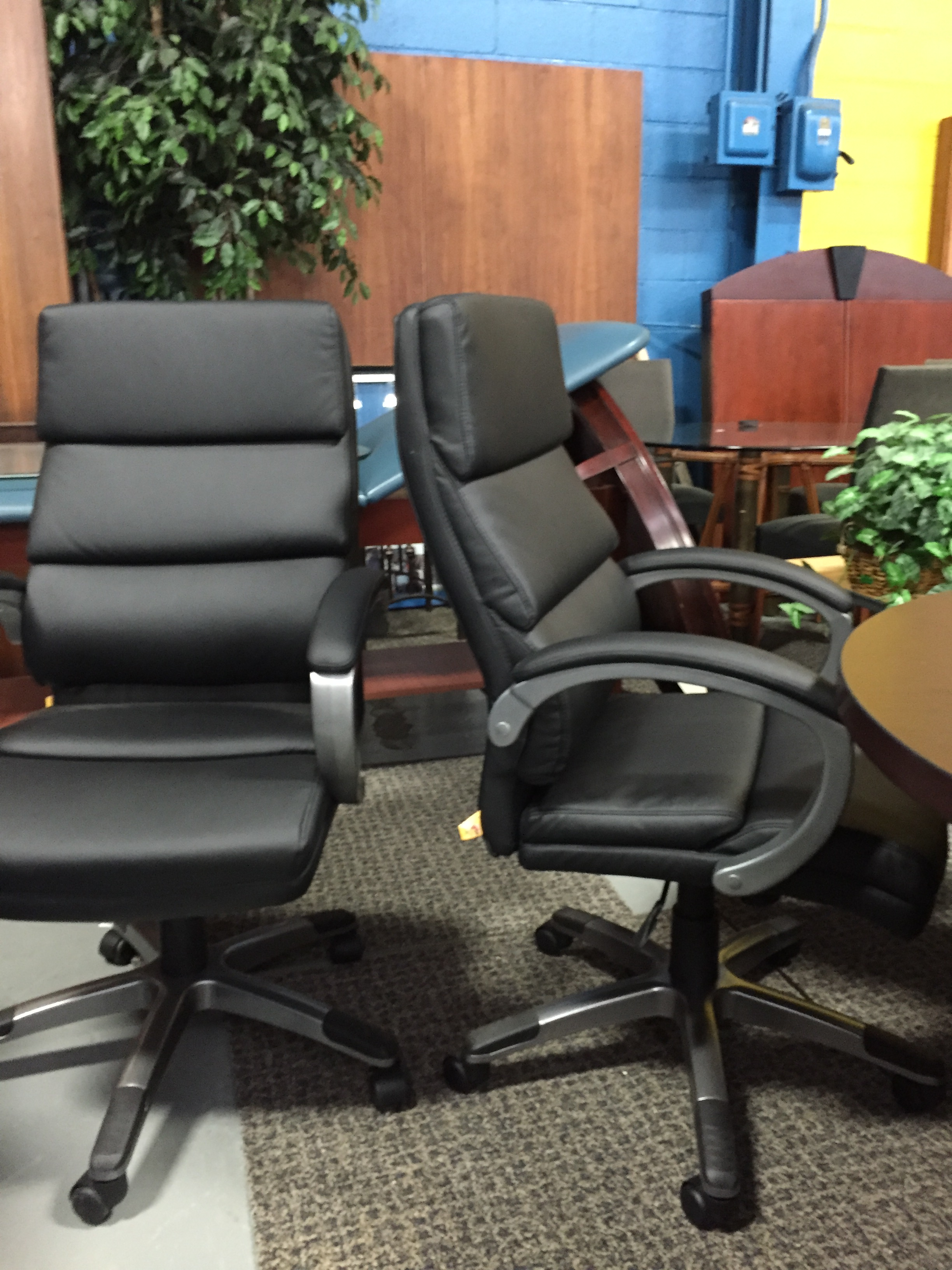 Executive Leather Chair Executive Leather Hb Chair