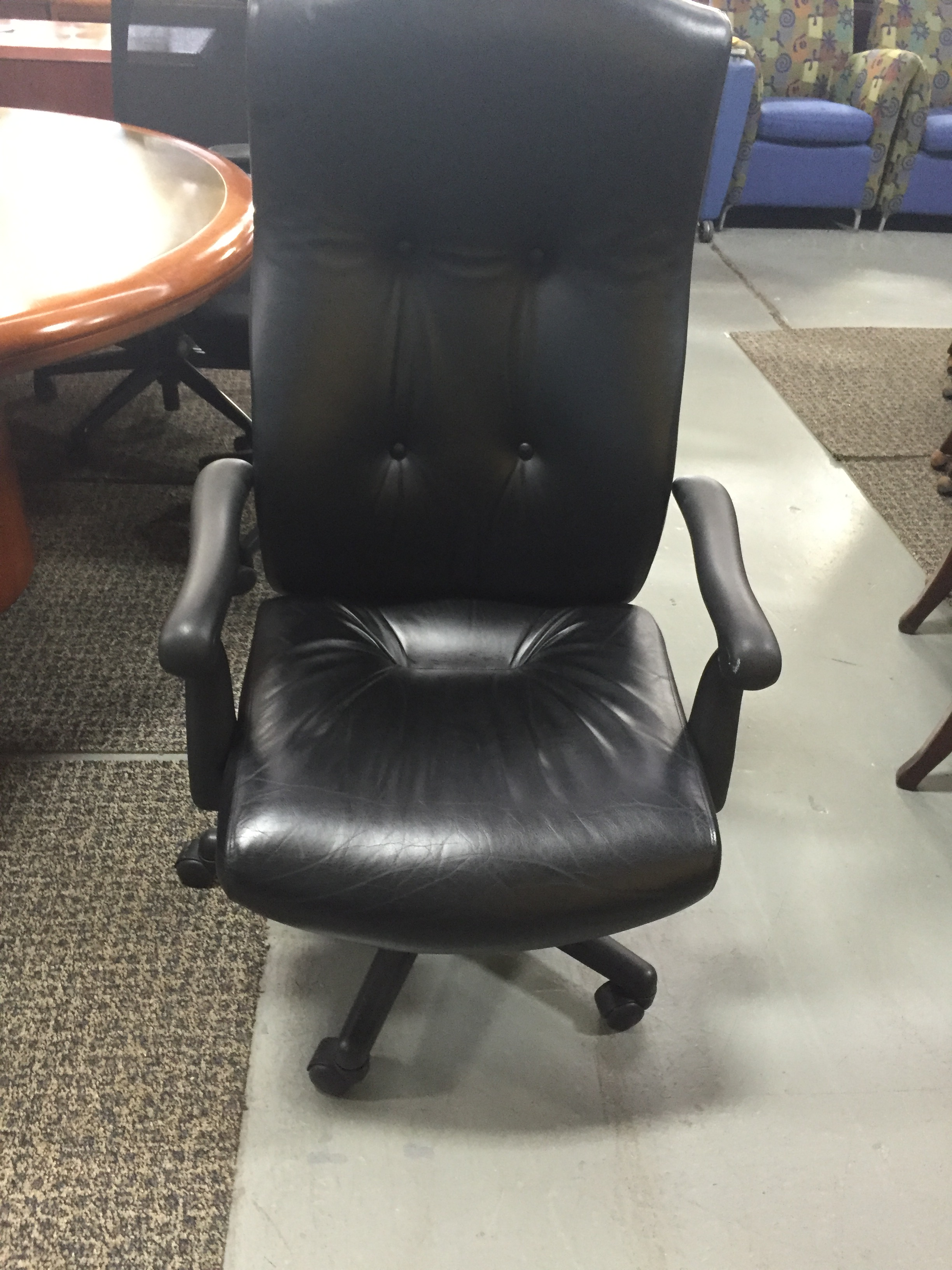 Executive Leather Chair Executive Leather Chair