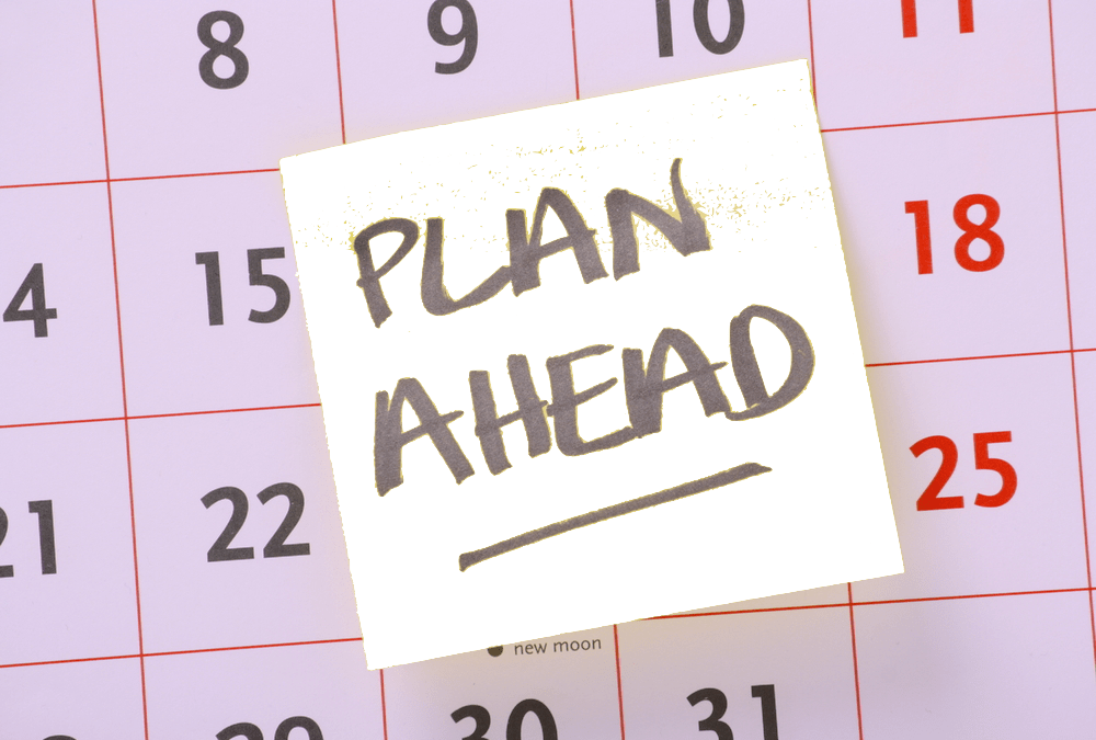 The Importance Of Scheduling Ahead   Social Media, Blogs  