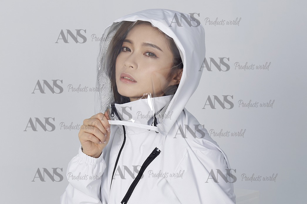 台灣獨家防霧防皺抗菌透明面罩