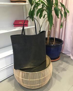 Bolso Cocodrilo
