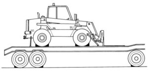 How to secure load on a flatbed trailer? Use these vital tips!