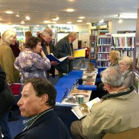 Anstey WW1 Community Sharing Day in Pictures