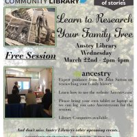 Learn to Research Your Family Tree & Use Ancestry.com