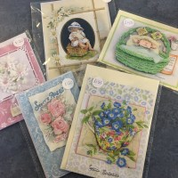 Get your Mother's Day & Birthday cards from Anstey Community Library