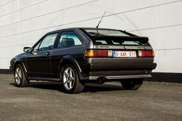 Scirocco GTX 16V Back