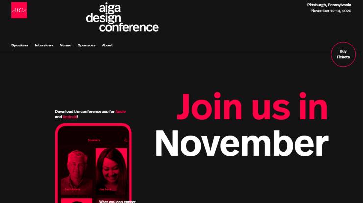Bold Font Web Design Trends 3