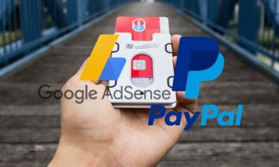 How to receive Google Adsense Payments to PayPal