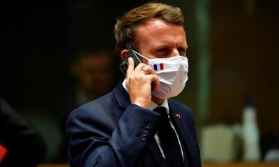 """Emmanuel Macron targeted by Pegasus on behalf of Morocco: """"If these facts are true, they are very serious"""", reacts the Elysee"""