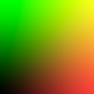 Image result for UV unity green red