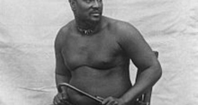 Cetshwayo kaMpande