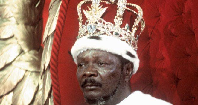 Jean-Bedel Bokassa - famous african dictator