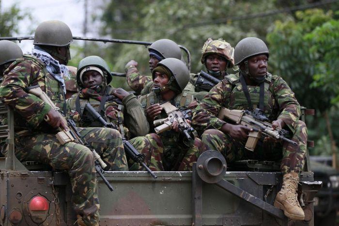 Kenyan Army