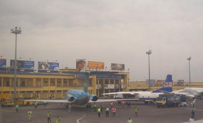 DRC Kinshasa N'Djili Airport Picture II