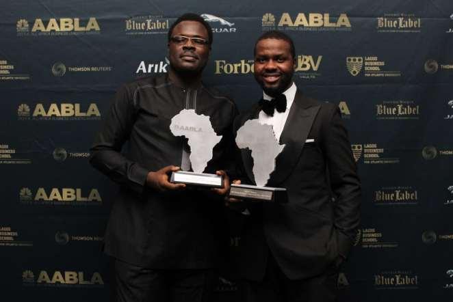 Chude Jideonwo & Adebola Williams