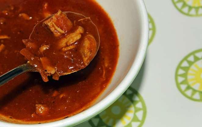 pepper soup Gambian food