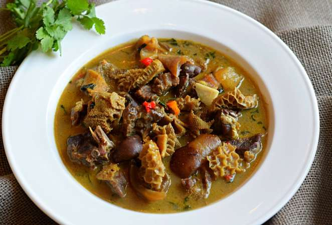 meat pepper soup african soup
