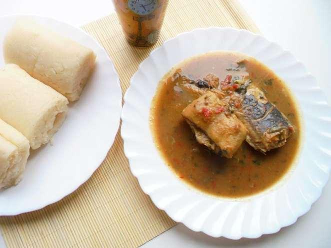 white soup afia efere nsala