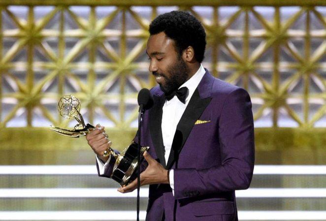 2017 Emmy Winners