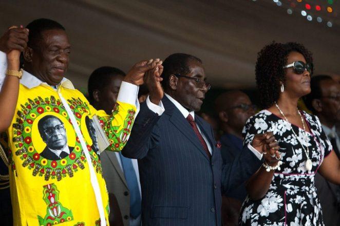 Zimbabwe Military Takeover