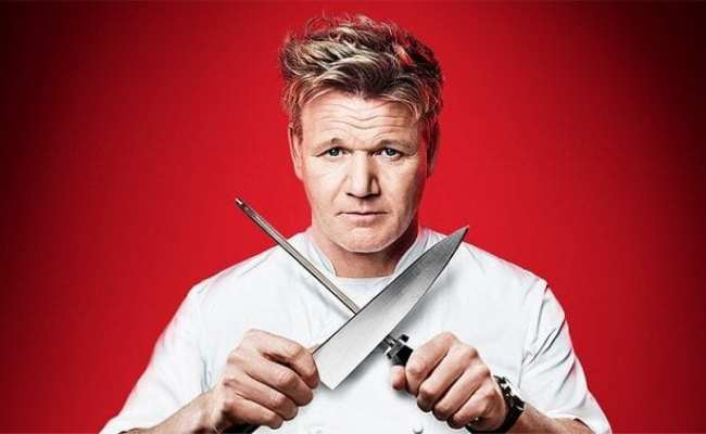 Gordon Ramsay Wife Kids Family Brother Net Worth Age