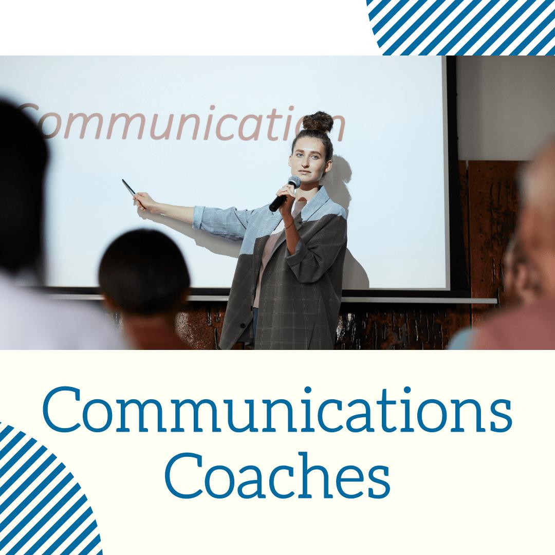 Communication Coaches