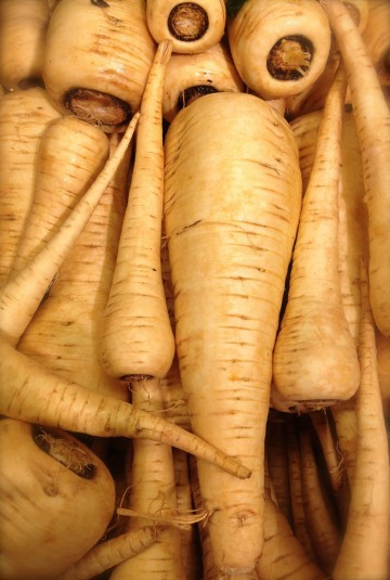 parnips for parsnip hummus
