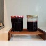 microbatch blackberry jam