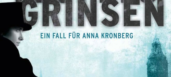 """Detektivin Anna Kronberg in """"Teufelsgrinsen"""""""