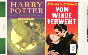 The Secret History, Harry Potter, Vom Winde verweht, Abbitte