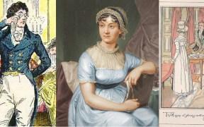 Jane Austen Mr. Darcy Anne Elliot