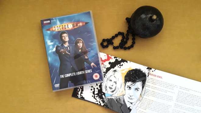 Doctor Who Frauenfiguren Donna Rose
