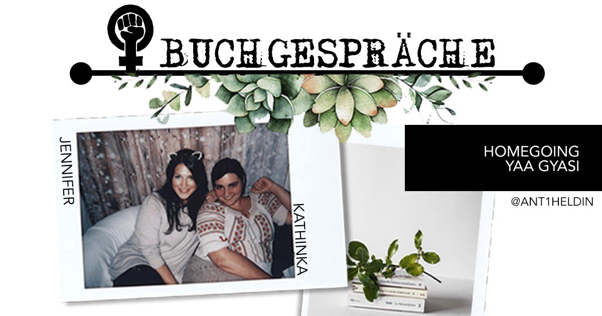"""""""Homegoing"""" von Yaa Gyasi – Buchgespräche in Münchner Kneipen"""
