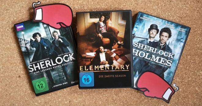 Bester moderner Holmes Vergleich