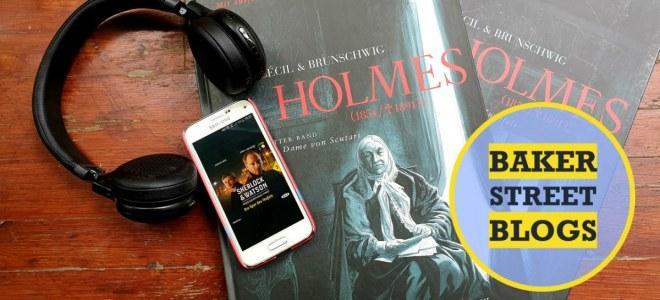 """Holmes abseits von """"Sherlock"""" – Empfehlungen für Hörspiele, Hörbücher und Graphic Novels"""