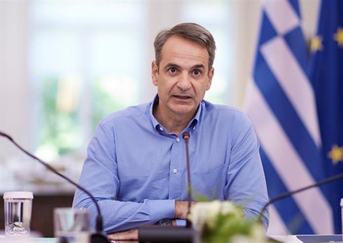 """Μητσοτάκης: ανεμβολίαστοι και """"τζαμπατζήδες"""" δεν θα ξανακλείσουν την Ελλάδα"""