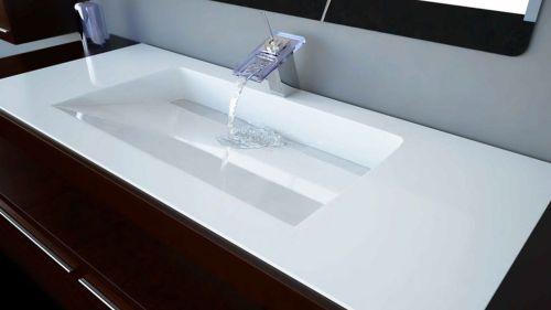Corian Banyo Lavabosu