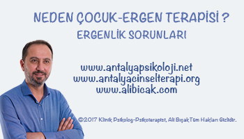 Antalya Ergen Terapisi