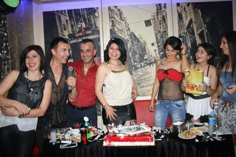 Paparazi Bar- Kalender- Muhabir Rüya Kürümoğlu- Antalya TV17