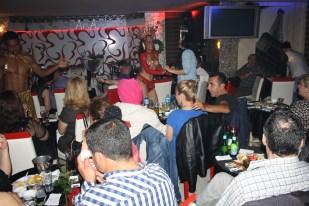 Paparazi Bar- Kalender- Muhabir Rüya Kürümoğlu- Antalya TV28